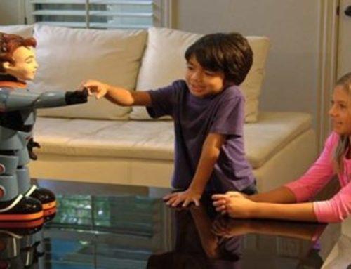 자폐아의 친구 로봇 마일로가 주는 의미